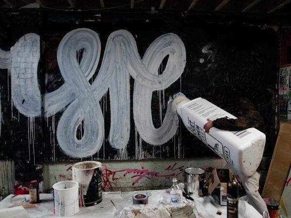 Как сделать граффити маркер